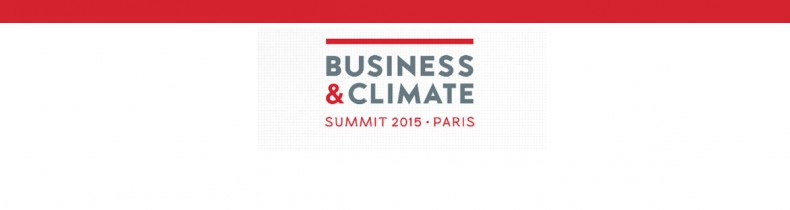 Business and Climate summit