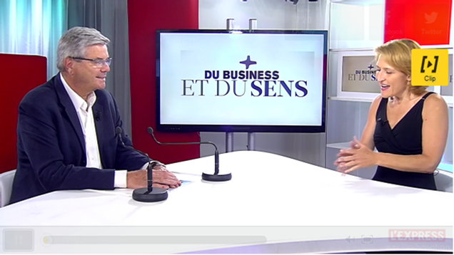 ITW François Bertière, L'Express