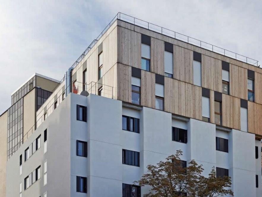 Résidence sociale de Tolbiac (Paris 13ème)