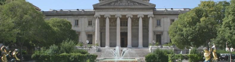 Palais de justice Marseille