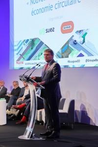 Intervention de Christophe Sirugue, Secrétaire d'Etat chargé de l'Industrie, lors de la conférence plénière