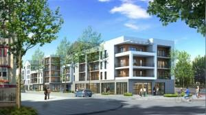 Architecte : BDVA. Livraison prévue à fin 2019.