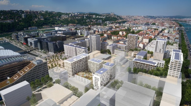 Le démonstrateur de Ville Durable Lyon Living Lab