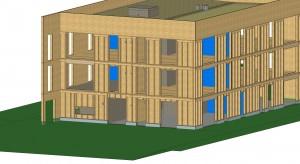 Architecte: Masst architecte. Livraisonprévue en février 2018.
