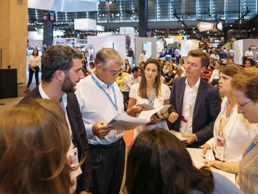 Le jury, présidé par Olivier Bouygues, DGD du Groupe, a sélectionné les deux gagnantes