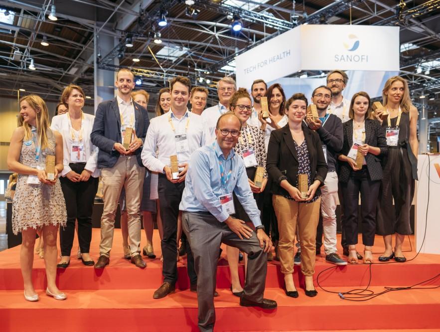 Le jury Bouygues était notamment composé des incubateurs de startups TUBA, Paris&Co, mais également de représentants de la Ville de Lyon