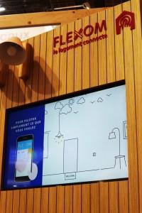 Flexom, la domotique connectée dans le logement