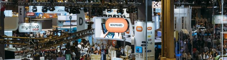 Salon Vivatech 2017 Bouygues