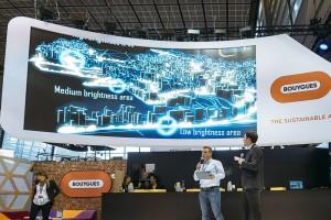 Les solutions pour la smartcity présentées par Bouygues Energies et Services