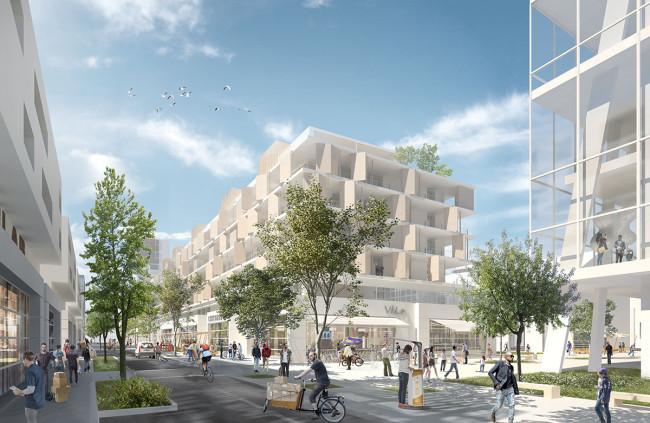 © Kern Associés Architecture Urbanisme
